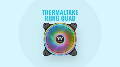 Thermaltake Ring Quad