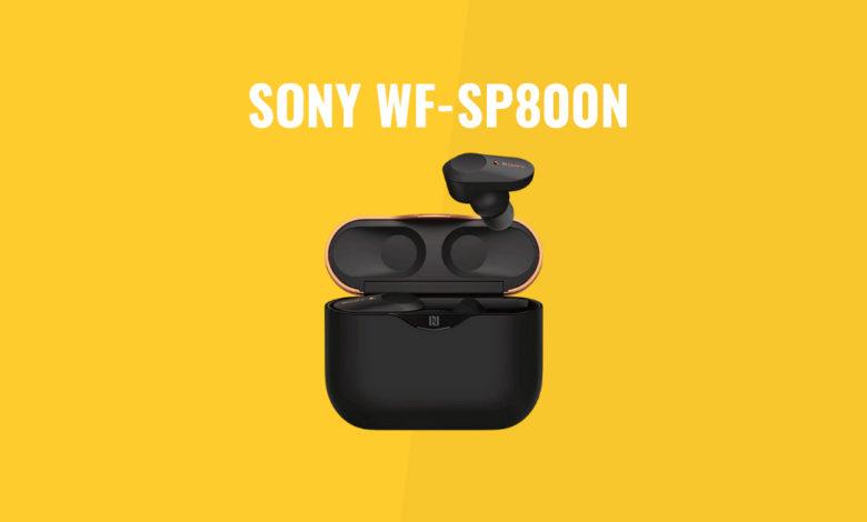 SONY-WF-SP800N